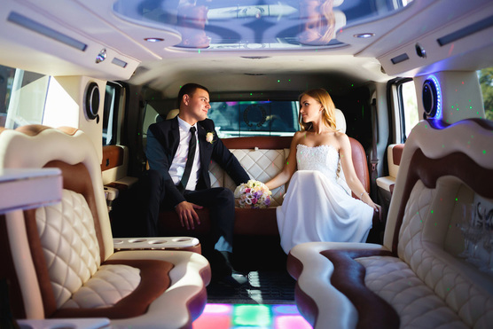 Wedding Limousine Services Savannah