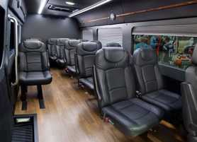 Group Event Corporate Bus
